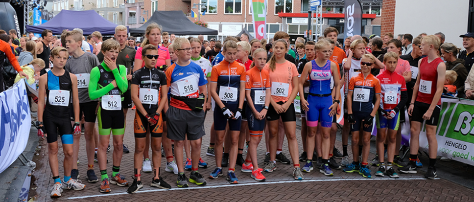 30ste Run Bike Run in de startblokken