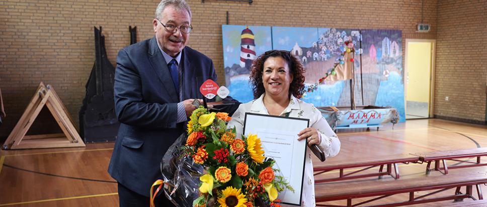 Theaterschool Luna beste leerbedrijf Overijssel