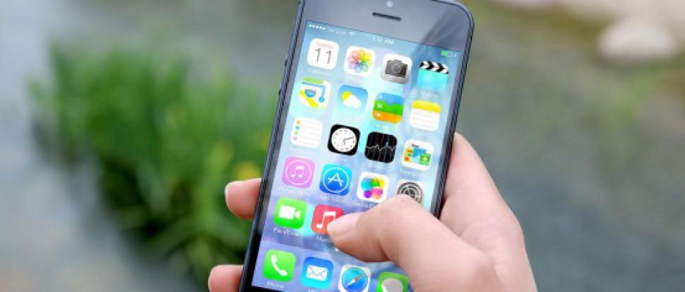 iPhone smartphone - Seniorweb