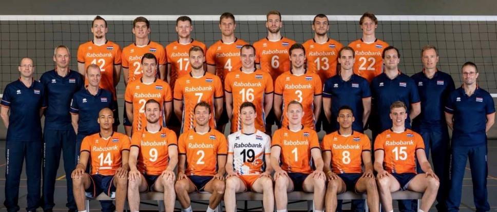 Oefeninterland Oranje in De Veste