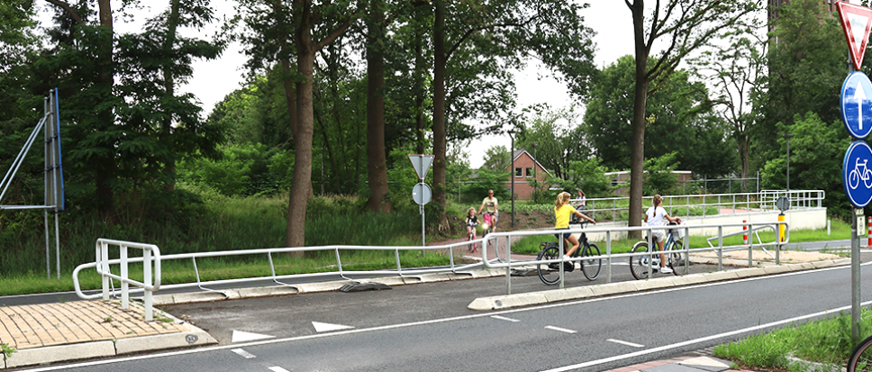 Aanpassing fietsoversteken in de maak