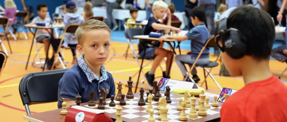 NK Jeugdschaak weer van start
