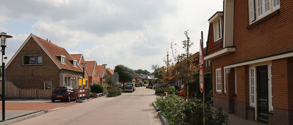 Start reconstructie Oude Hengeloseweg