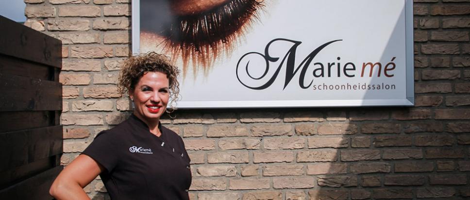 Mariemé uitgebreid met Turkse hamam