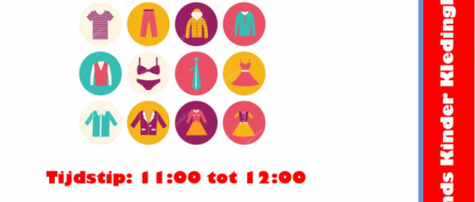 Tweedehands Kinderkledingbeurs - 5 apr