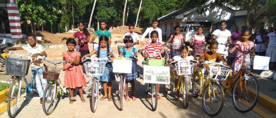 Fietsen voor kinderen in Solepura