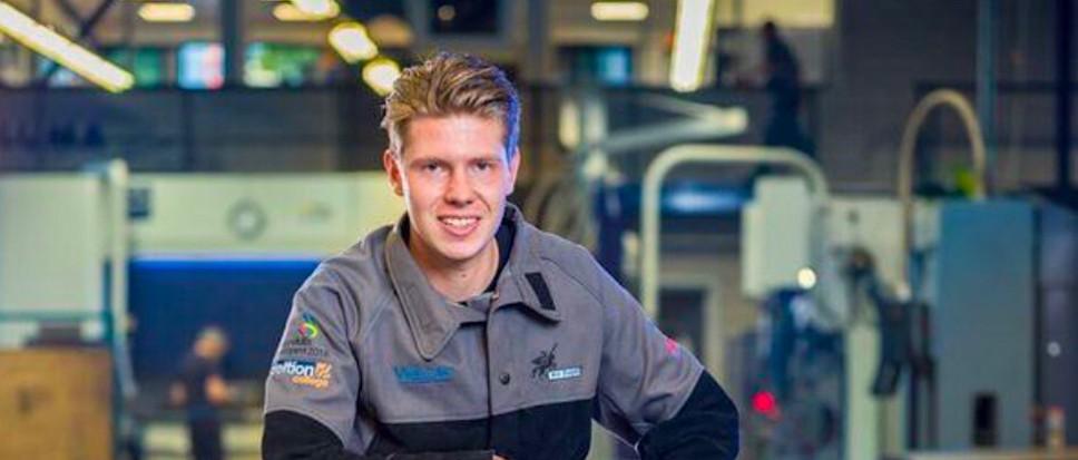 Hugo Rijsman last zich in de prijzen