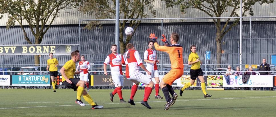 BVV wint met 4-0 van DSVD