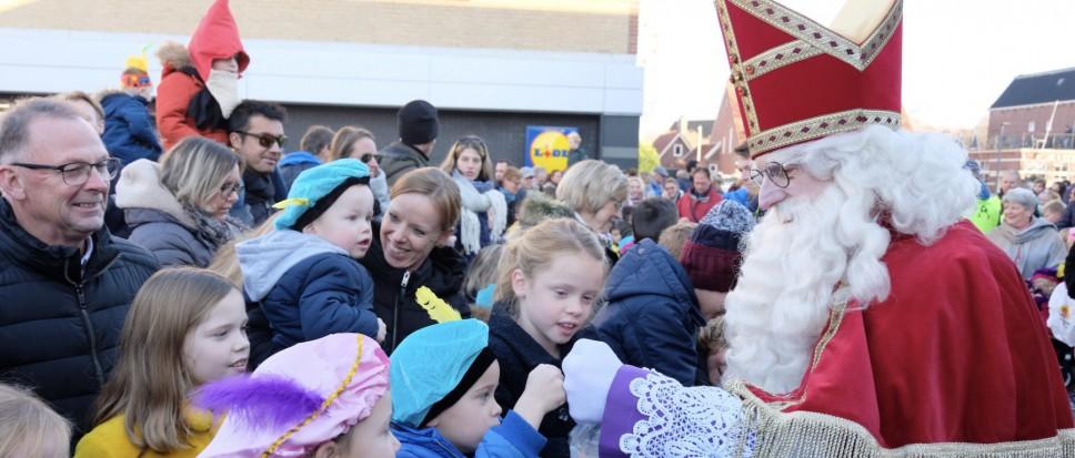 Sint wacht vernieuwd welkom in Borne