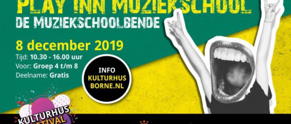 Play Inn Muziekschool Borne