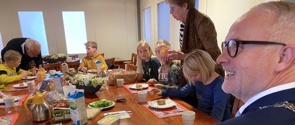 'Ontbijten en scoren', denkt Stef