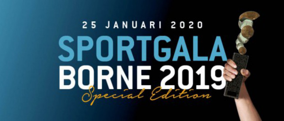 Sportgala 2019 - 25 jan