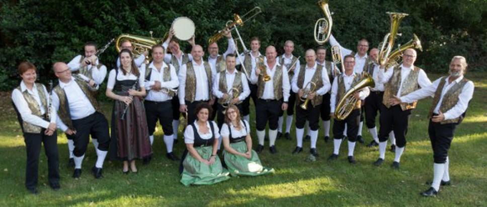 Grenslandkapel & Grenslandoberkrainer in Concert
