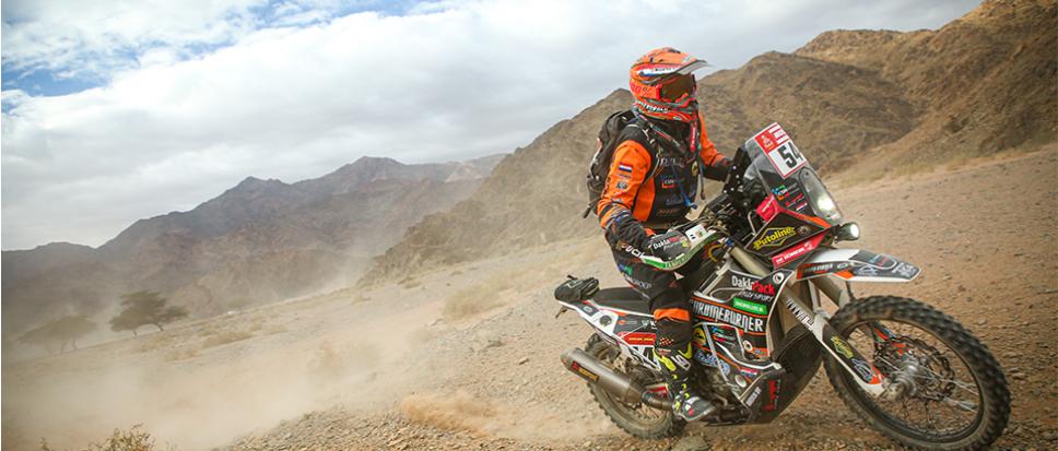 'Loeizware' editie Dakar Rally