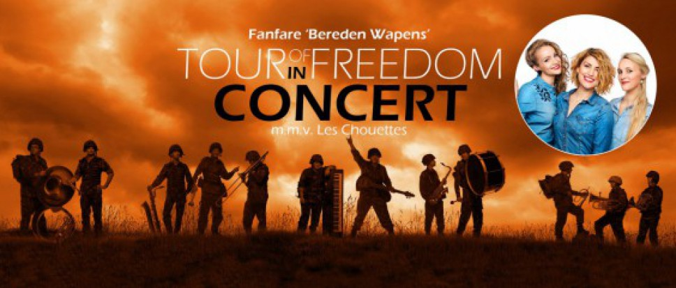 Tour of Freedom in Concert