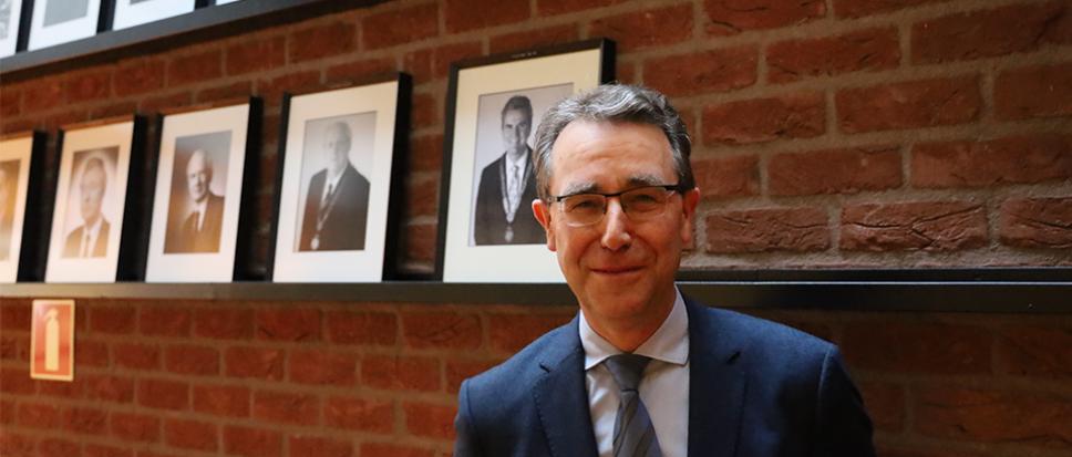 Jan Pierik: 'Ik ben een familiemens'