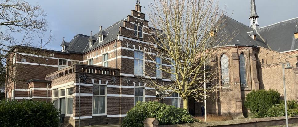 Kantoren in pastorie Stephanuskerk