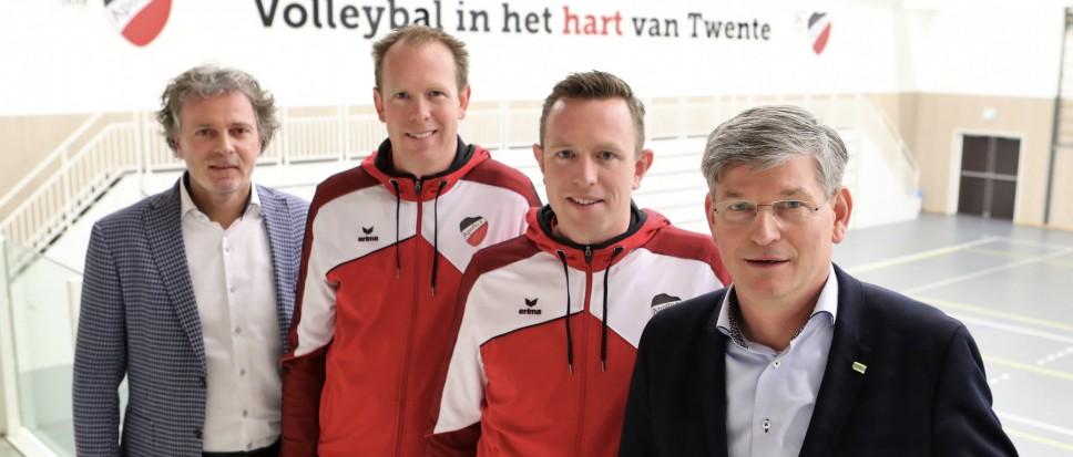 Thijs en Bart Oosting tekenen bij