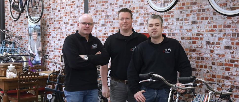 Sloot2wielers opent aan de Grotestraat