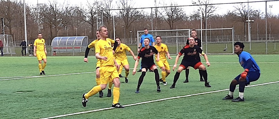 BVV Borne wint verdiend in Glanerbrug