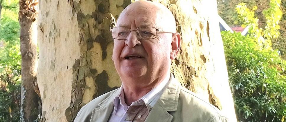 Pater Edgar Koning overleden