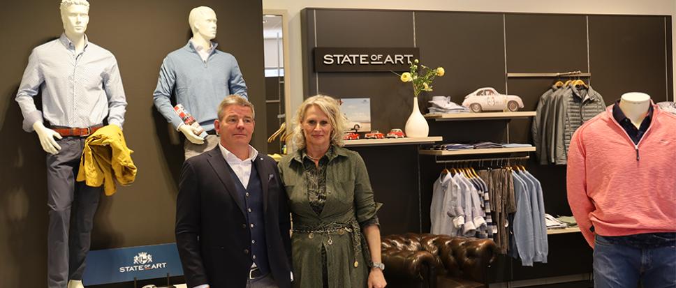 Nieuwe 'Hans de Boer Mode' geopend