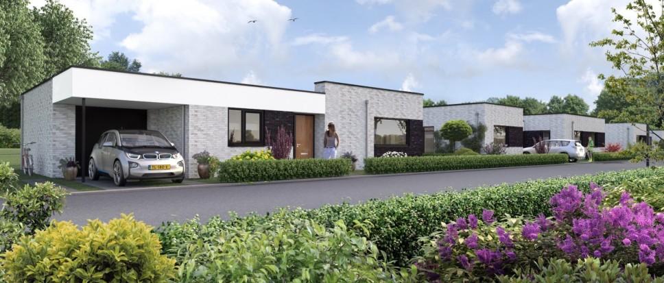 Start verkoop nieuwbouwproject Reigershof