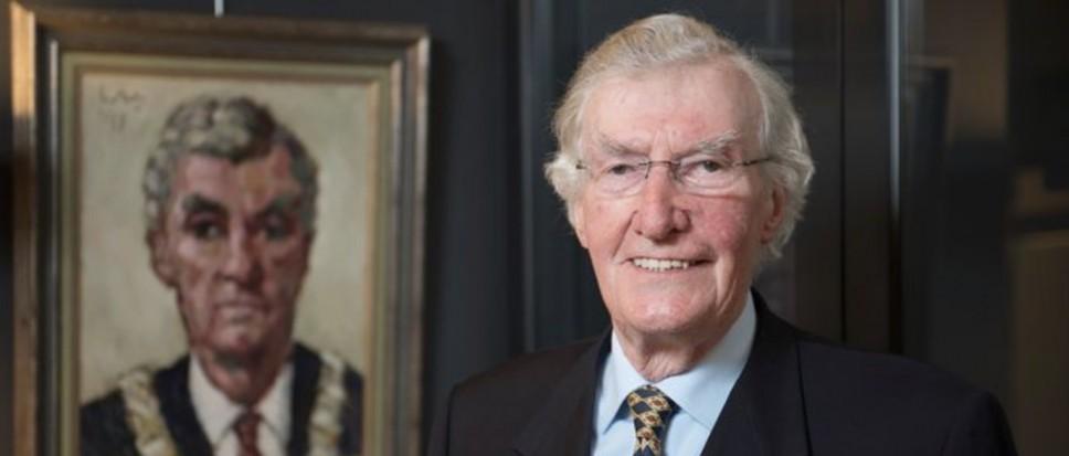 Oud-wethouder Scholten overleden
