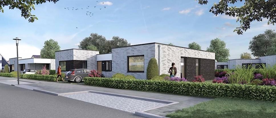 Verkoop nieuwbouwproject Reigershof