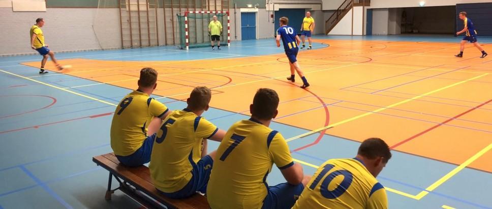 EBZV wil zaalvoetbal voor 35-plussers