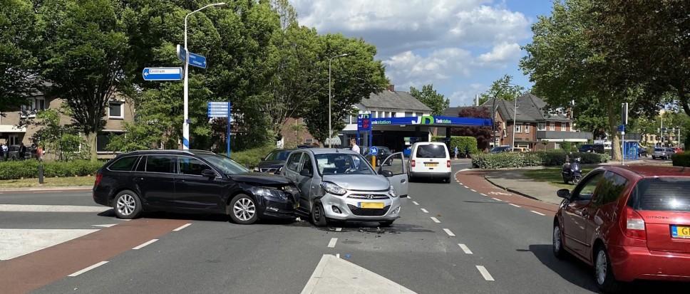 Aanrijding Europastraat-Grotestraat