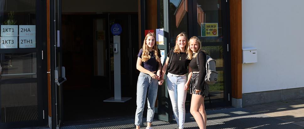 Twickel College Borne weer open