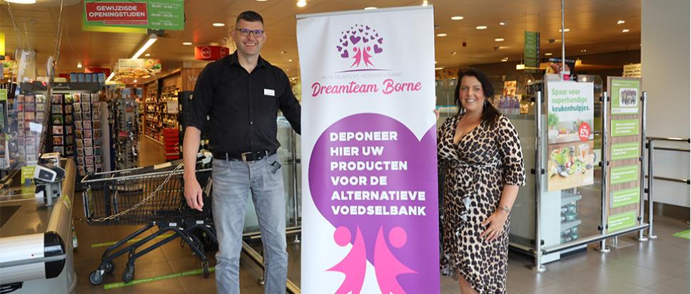 Dreamteam-acties bij Plus-Wallerbosch
