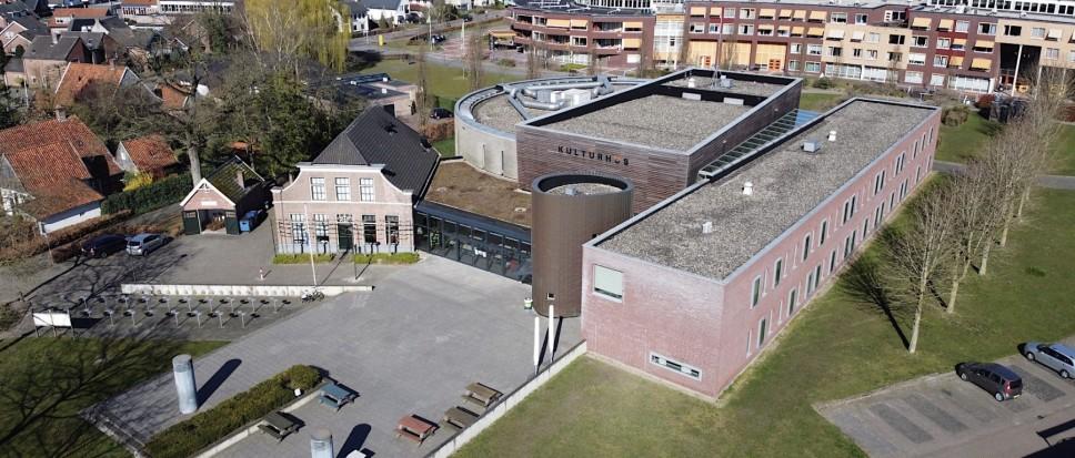 Kulturhus start met vlogpodium