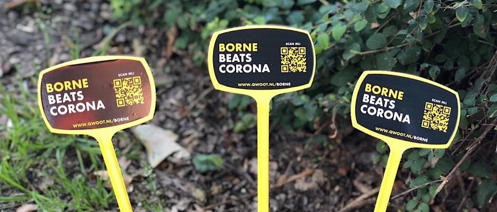 Campagne voor jongeren over corona