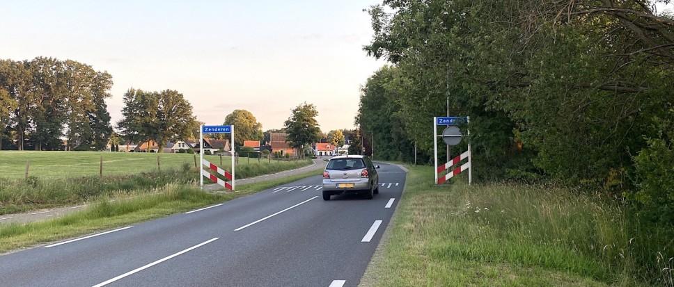 VVD pleit voor flitspaal in Zenderen