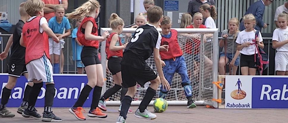Sportieve activiteiten voor de jeugd