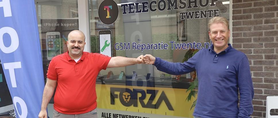 Telecomshop springt in refurbished markt