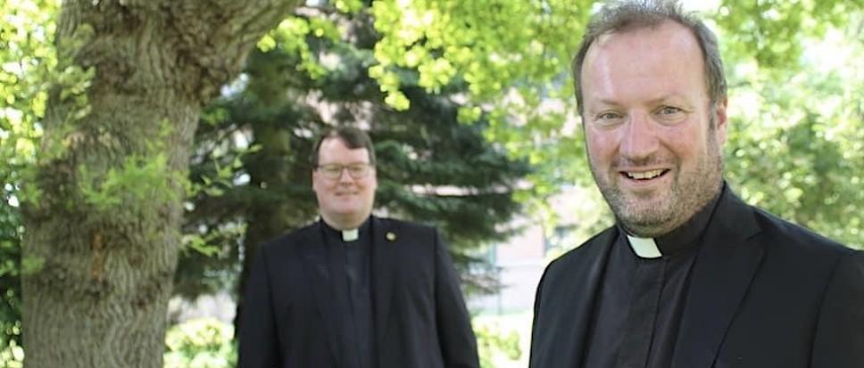 Pastoor Marc Oortman vertrekt