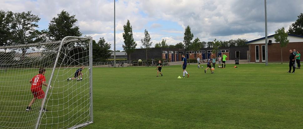 Summer soccer bij BZSV