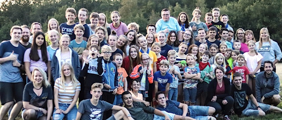 CJV Borne organiseert 'Kamp in huis'