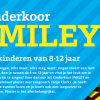 Kinderkoor Smiley start 3 sep