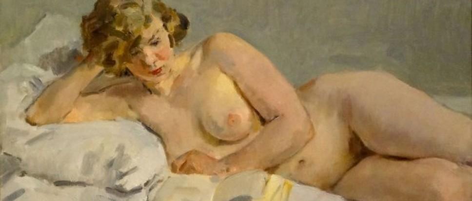 Vrouwelijk naakt in de Beeldende Kunst - Start 28 okt