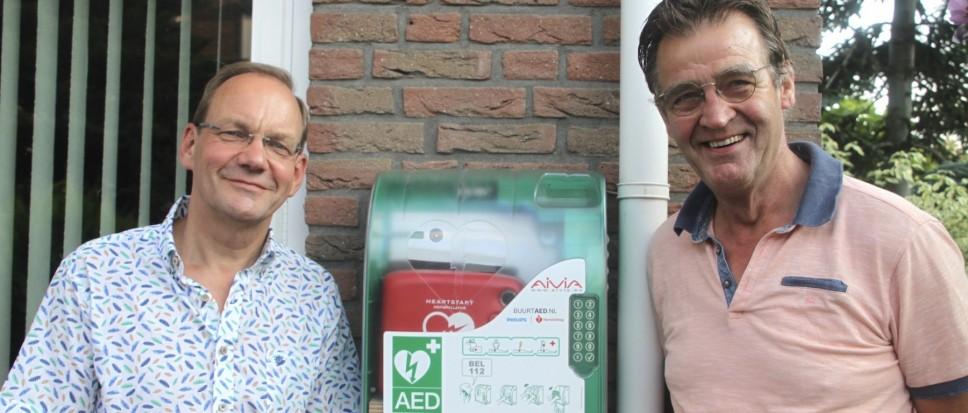 AED's in Borne. Een inventarisatie…