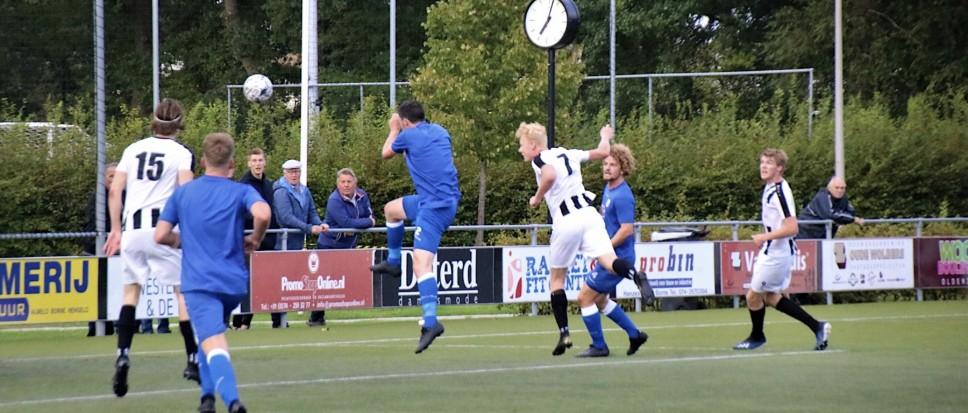 NEO wint met 5-2 van Den Ham