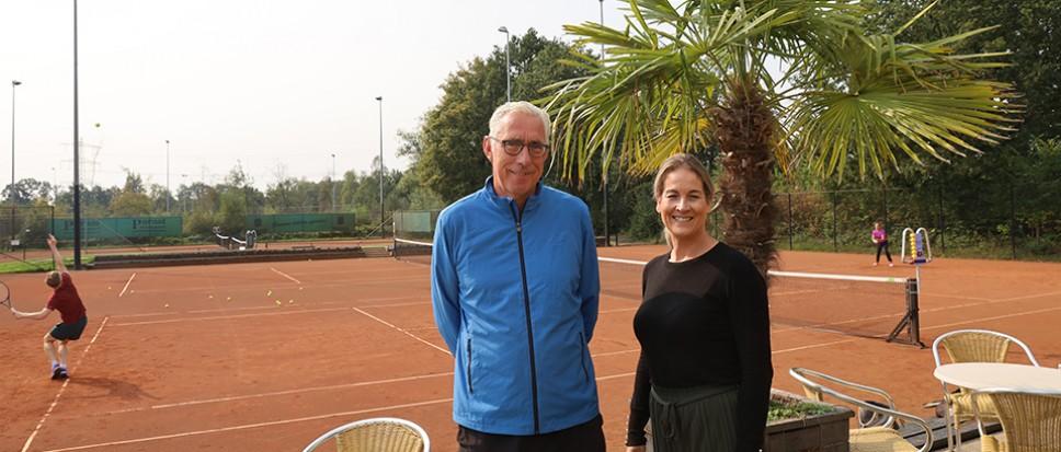 Nieuwe impuls voor Racket & Fit Center
