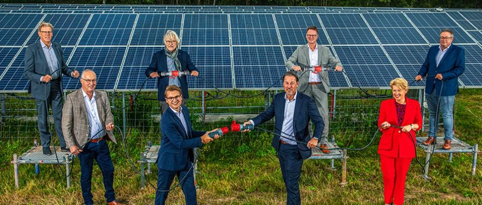 Gemeente Borne neemt duurzame energie af van Twence