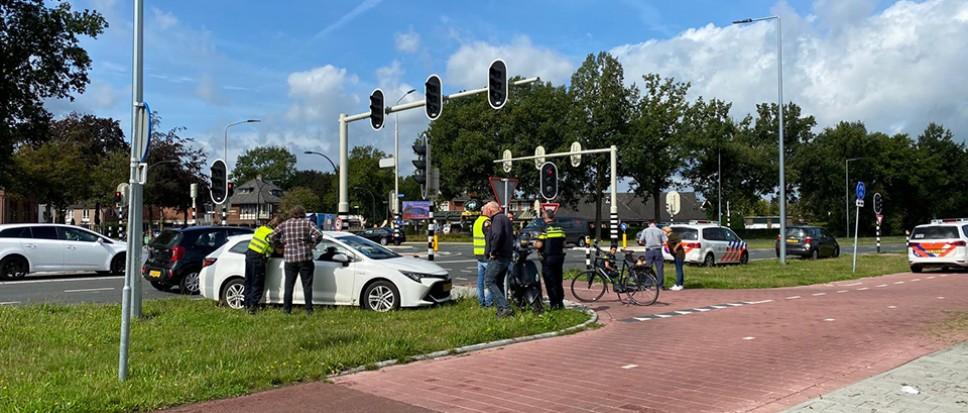 Afstelling verkeerslichten kruising N743 aangepast