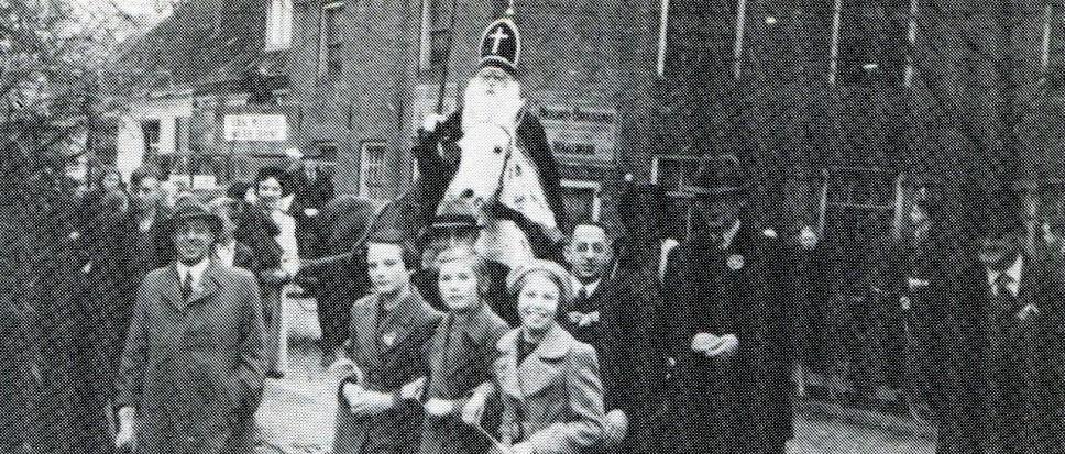 Sinterklaas in crisistijd