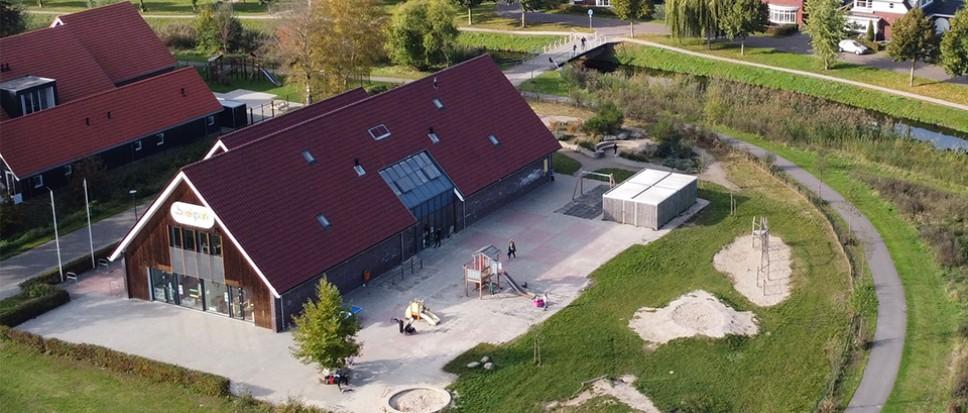 Beekparkschool wordt uitgebreid